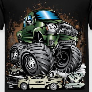 Monster Truck Tacoma Baby & Toddler Shirts - Toddler Premium T-Shirt