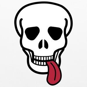 tongue skull Other - Pillowcase