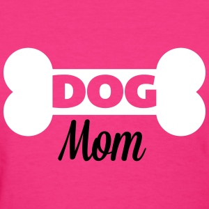 Dog Mom Women's T-Shirts - Women's T-Shirt