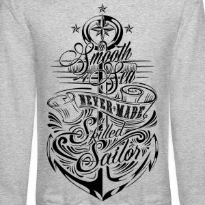 Anchor Long Sleeve Shirts - Crewneck Sweatshirt