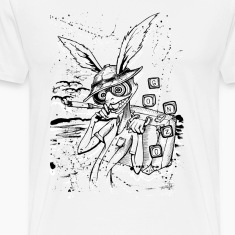 Down The Rabbit Hole T-Shirts