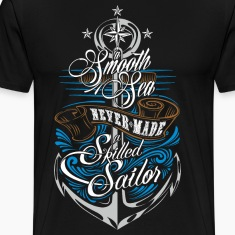 Skilled Sailor T-shirts