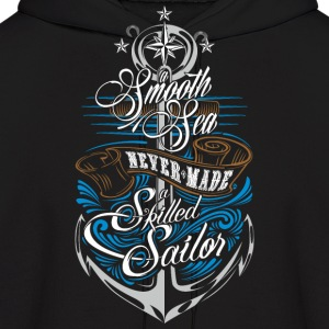 Skilled Sailor Hoodies - Men's Hoodie