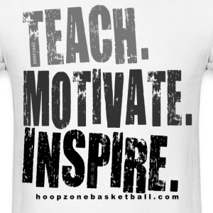 Teach4lite.png T-Shirts - Men's T-Shirt