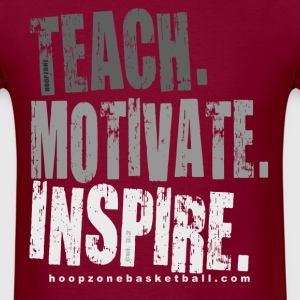 Teach4dark.png T-Shirts - Men's T-Shirt