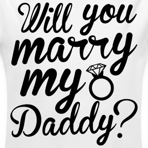 Marry Me Baby & Toddler Shirts - Long Sleeve Baby Bodysuit