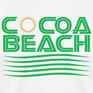 Cocoa Beach Sunshine T-Shirt - Men's Premium T-Shirt