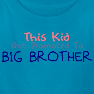 Promoted To Big Brother - Kids' T-Shirt