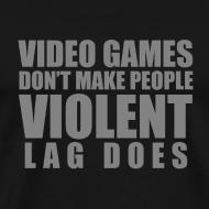 Design ~ Video games don't make people violent