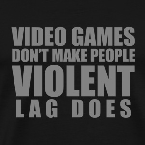 Video games T-Shirts - Men's Premium T-Shirt