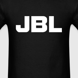 JBL White - Men's T-Shirt