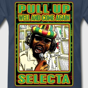 pull pu and come again selecta T-Shirts - Men's Premium T-Shirt