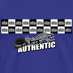 ska authentic T-Shirts - Men's Premium T-Shirt