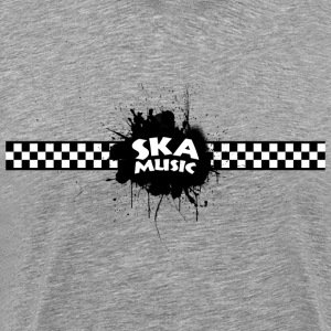 ska music T-Shirts - Men's Premium T-Shirt