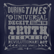 Design ~ Orwell Revolutionary Act