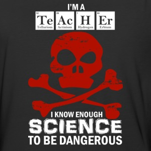 Science and Chemistry Teacher T-Shirts - Baseball T-Shirt