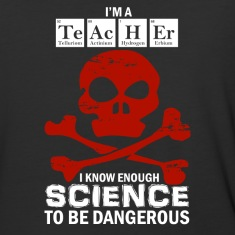 Science and Chemistry Teacher T-Shirts