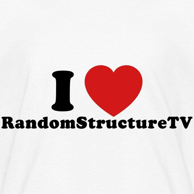 Kid I Heart RSTV 1 White