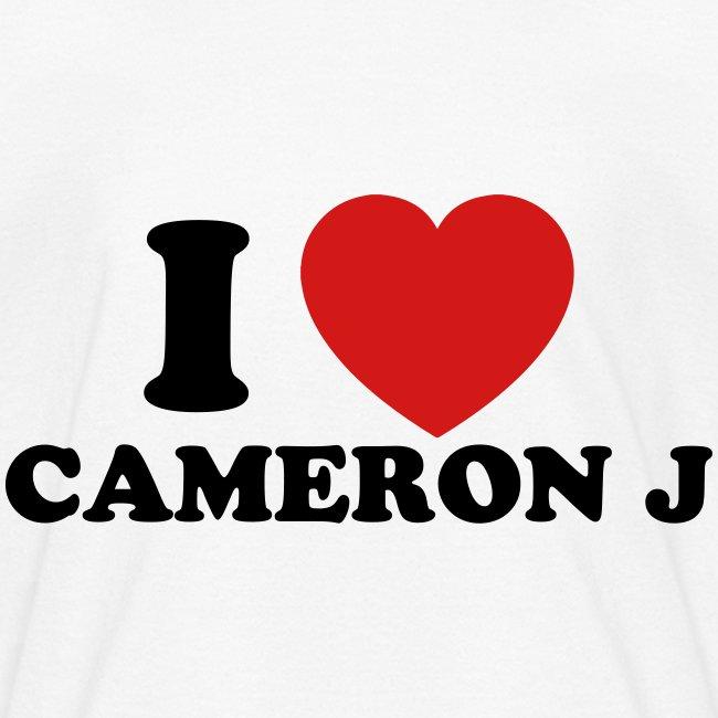 Kid I Heart Cam 1 White