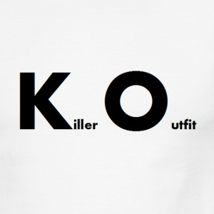 k.o. T-Shirts - Men's Ringer T-Shirt