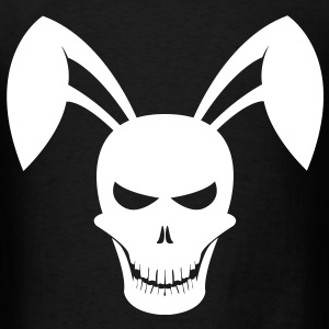 Easter Skull - Men's T-Shirt