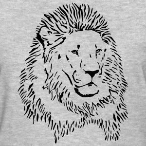 Lion - Africa - Safari Women's T-Shirts - Women's T-Shirt