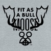 Roosevelt on Fitness - Men - Unisex Tri-Blend T-Shirt by American Apparel