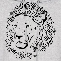 Lion - Africa - Safari Hoodies