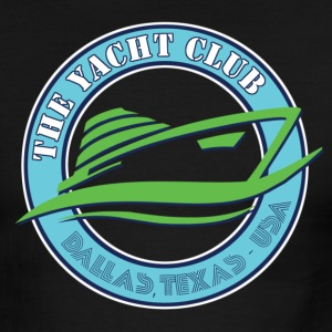The Yacht Club Dallas - Men's Ringer T-Shirt