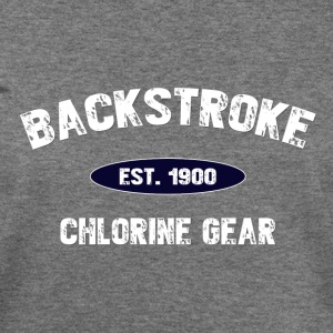 Backstroke est. 1900 Long Sleeve Shirts - Women's Wideneck Sweatshirt