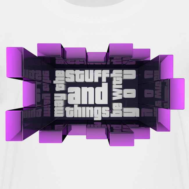 Kid's Sl1pg8r Stuff and Things Shirt