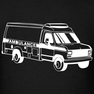 Ambulance Car T-Shirts - Men's T-Shirt