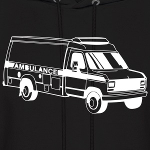 Ambulance Car Hoodies - Men's Hoodie