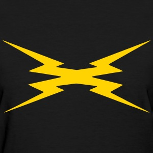 Quad Lightening Bolt T-Shirts - Women's T-Shirt