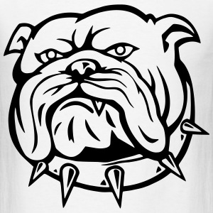 Bulldog - Men's T-Shirt