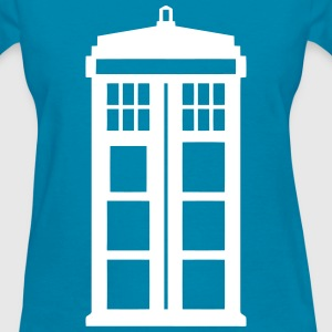 Phone Booth T-Shirts - Women's T-Shirt