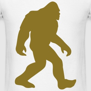 Bigfoot T-Shirts - Men's T-Shirt