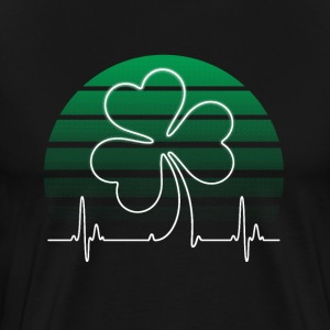 IRISH HEART - Men's Premium T-Shirt