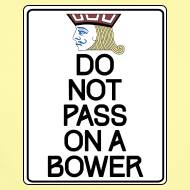 Design ~ Do Not Pass