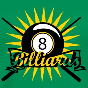 billiard ball T-Shirts - Men's Premium T-Shirt