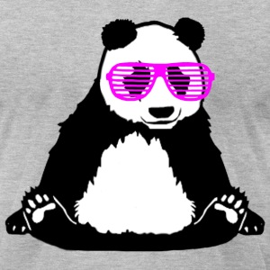 Pogo PANDA - Men's T-Shirt by American Apparel