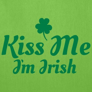 kiss me i'm irish excellent Bags & backpacks - Tote Bag