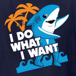 Left Shark I Do What I Want - Kids' T-Shirt