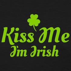 kiss me i'm irish excellent T-shirts