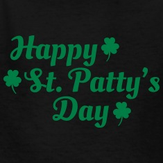 happy st patty's day T-shirts Enfant