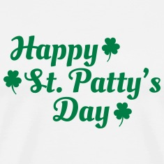 happy st patty's day T-shirts