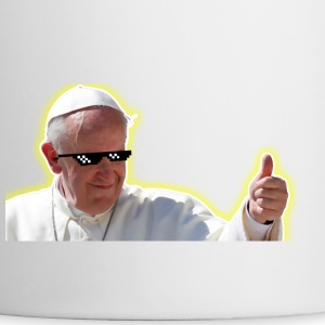 Deal With POPE - 1 - Coffee/Tea Mug