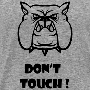 dont_touch2 T-Shirts - Men's Premium T-Shirt