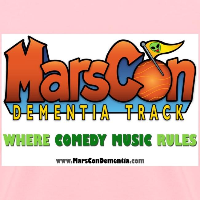 Marscon logo womens pi-nk New