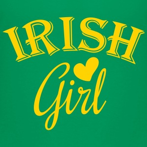 irish girl / irish girl heart Baby & Toddler Shirts - Toddler Premium T-Shirt